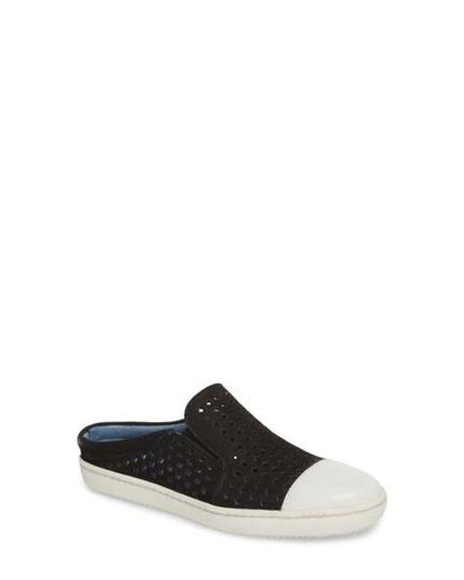 Robert Zur - Black Tippy Slip-on Sneaker for Men - Lyst