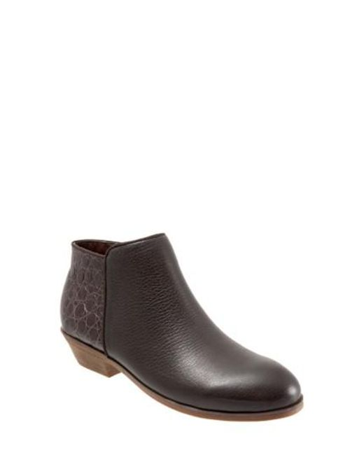 Softwalk® | Brown Softwalk 'rocklin' Bootie | Lyst