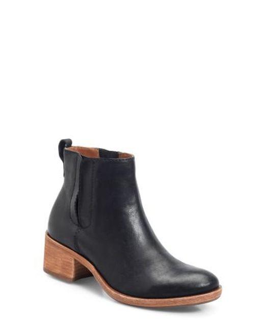 Kork-Ease | Black Kork-ease Mindo Chelsea Boots | Lyst