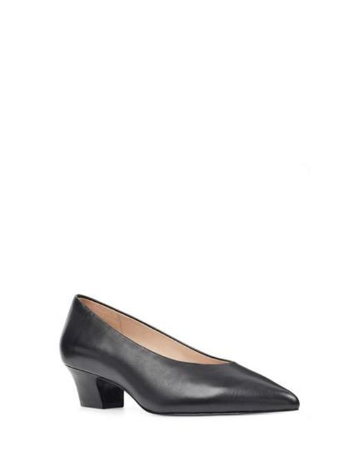 Nine West - Black Kendra Pointy Toe Pump - Lyst