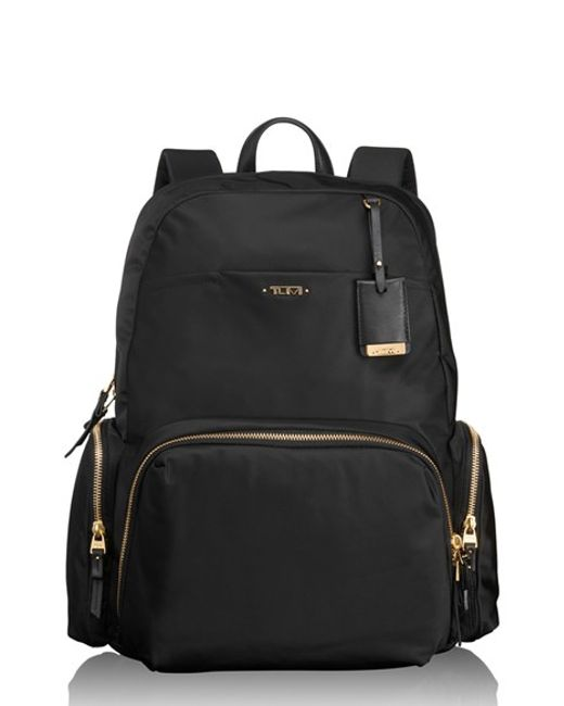 Tumi | Black Calais Nylon 15 Inch Computer Commuter Backpack | Lyst