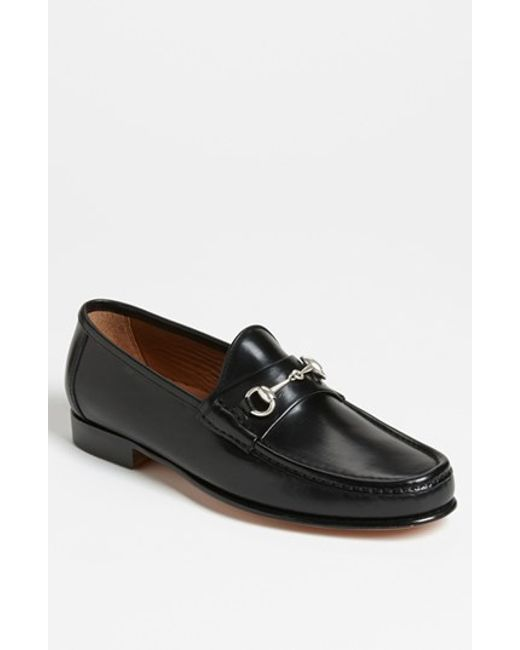 Allen Edmonds | Black Verona Ii Bit Loafer for Men | Lyst