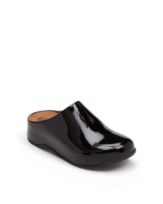 Fitflop | Black (tm) 'shuv' Clog | Lyst