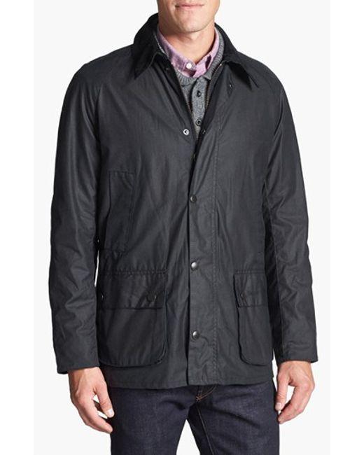 Barbour | Blue 'ashby' Regular Fit Waterproof Jacket for Men | Lyst