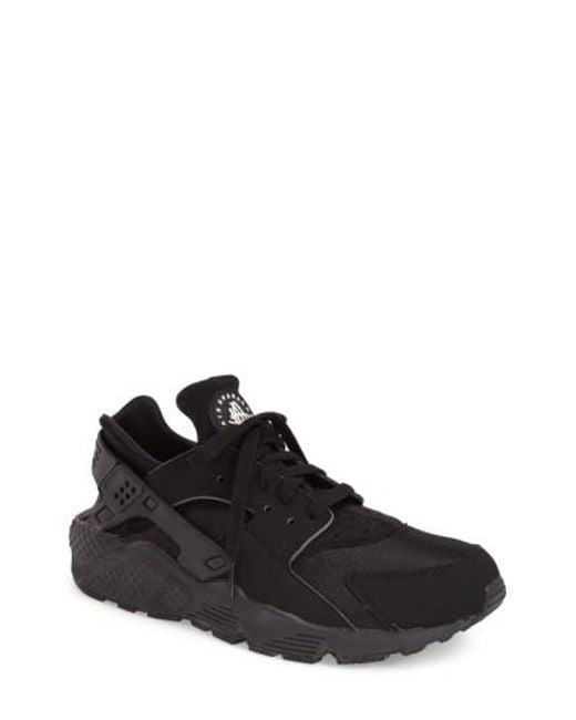 Nike | Gray Air Huarache Sneakers for Men | Lyst