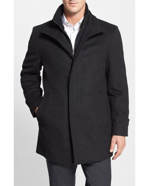 Cardinal Of Canada | Gray Wool Jacket for Men | Lyst
