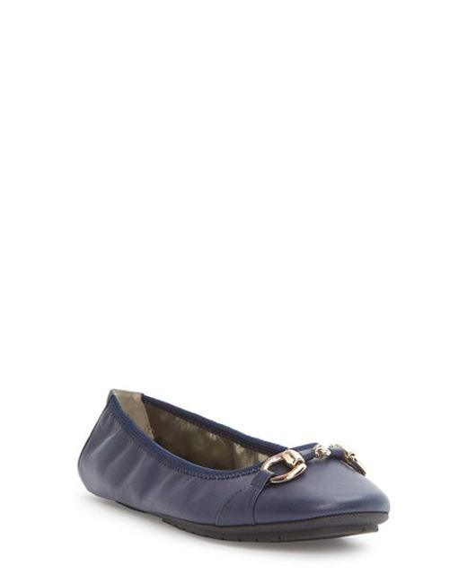 Me Too | Blue 'Legend' Flat | Lyst