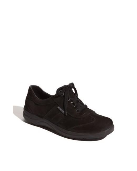 Mephisto - Black 'laser' Walking Shoe - Lyst