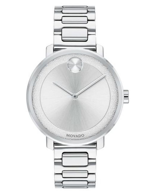 Movado - Metallic Bold Bracelet Watch for Men - Lyst