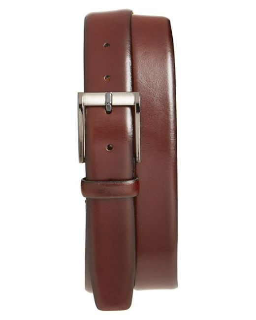 Trafalgar | Purple Cameron Belt for Men | Lyst