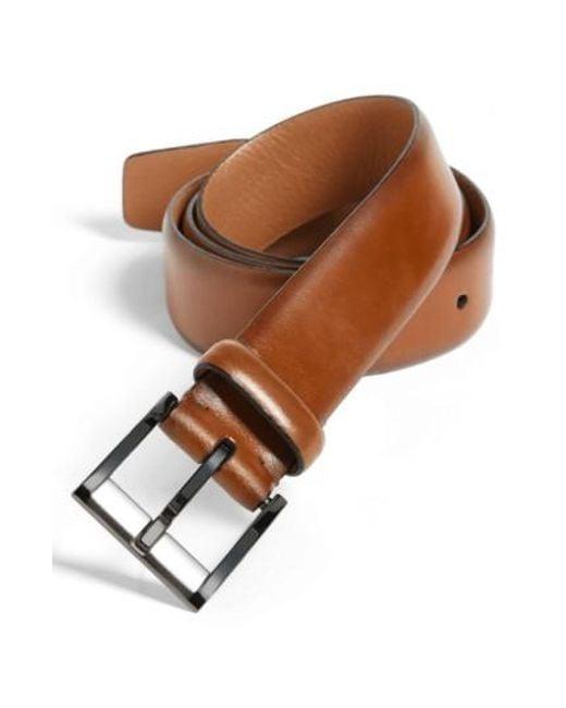 Trafalgar | Brown Cameron Belt for Men | Lyst