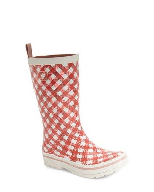 Helly Hansen | White 'midsund' Rain Boot | Lyst