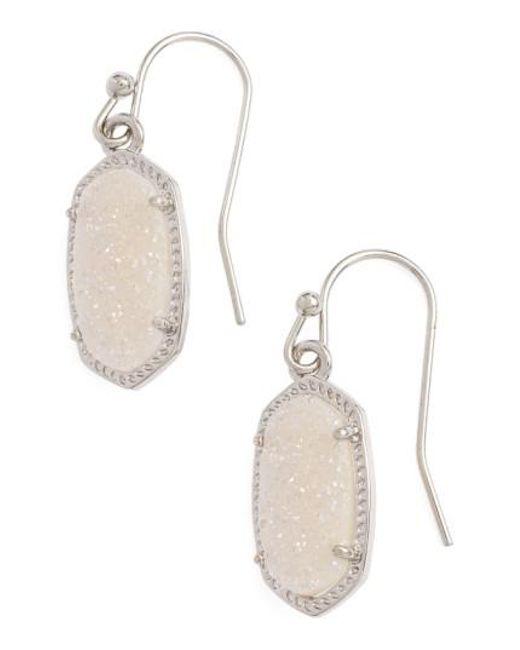 Kendra Scott | Metallic Lee Small Drop Earrings | Lyst