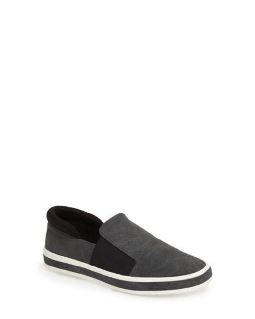 Bella Vita | Black Switch Ii Slip-on Sneaker | Lyst