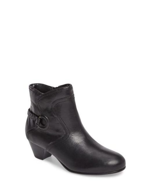 David Tate | Brown Chica Ankle Boot | Lyst