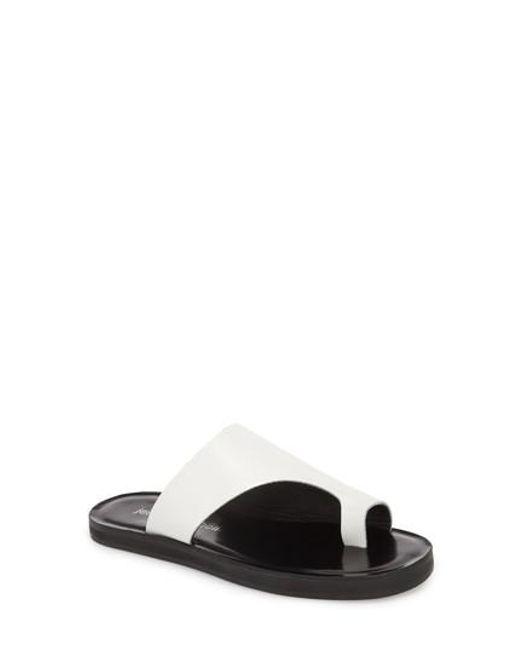 Jeffrey Campbell Women's Morada Asymmetrical Slide Sandal q1NqJk