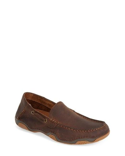 Ariat | Brown 'gleeson' Loafer for Men | Lyst