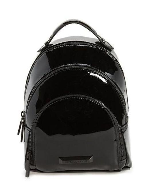 Kendall + Kylie | Black Mini Sloane Backpack | Lyst