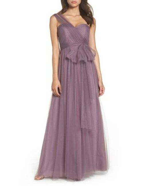 Jenny Yoo | Purple Annabelle Tulle Gown | Lyst