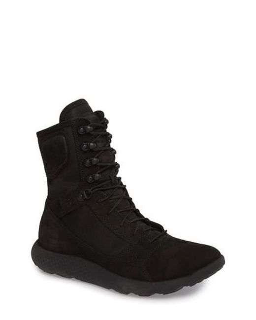 Timberland - Black Flyroam Tactical Boot for Men - Lyst