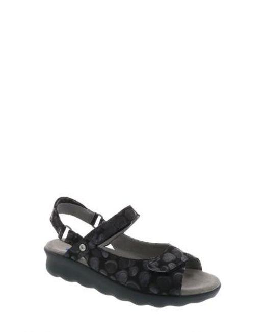 5781dd648ee8 Lyst - Wolky Pichu Quarter Strap Sandal in Black for Men