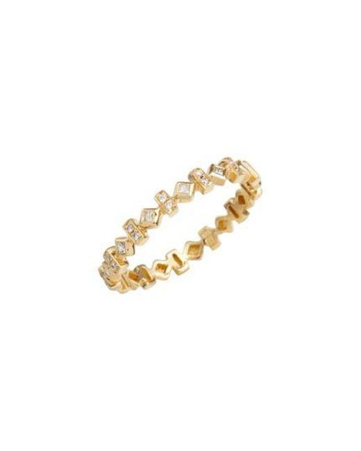 Bony Levy | Metallic Liora Diamond Stackable Ring (nordstrom Exclusive) | Lyst