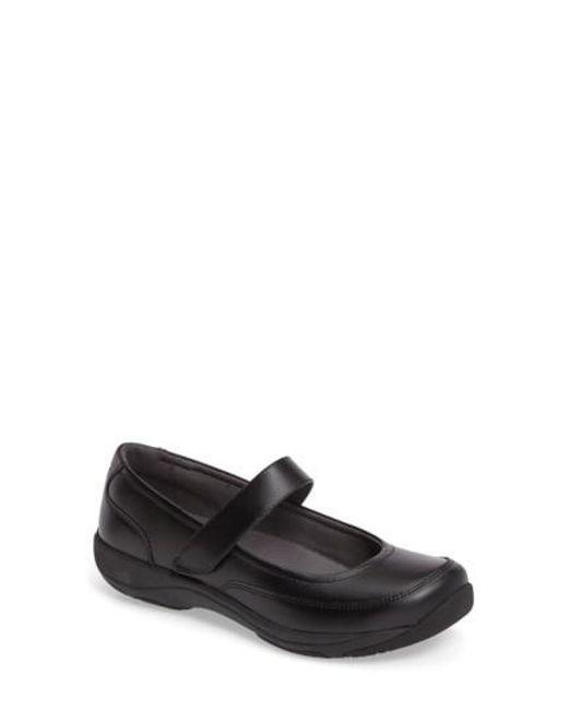 Dansko - Black Edith Mary Jane Sneaker - Lyst