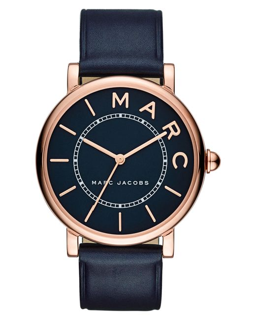 Marc Jacobs - Metallic The Roxy Watch 36mm - Lyst