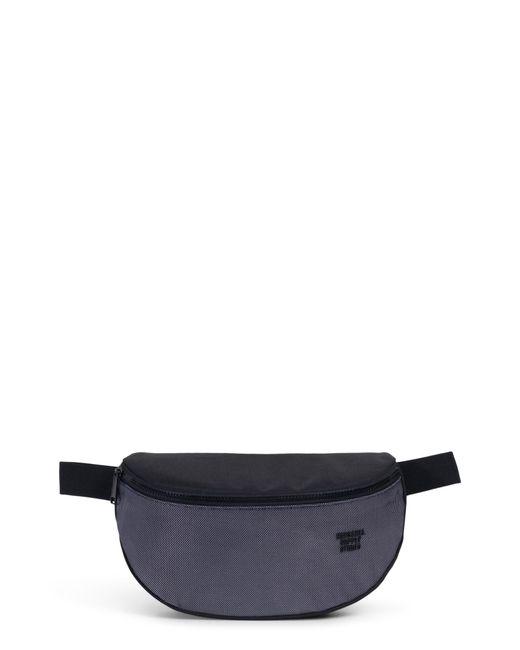 Herschel Supply Co. - Black Sixteen Studio Belt Bag for Men - Lyst