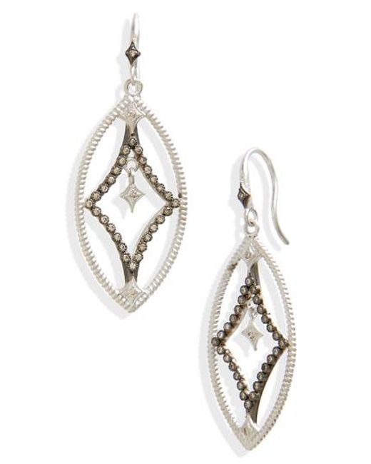 Armenta New World Crivelli Drop Earrings with Diamonds zHPQy