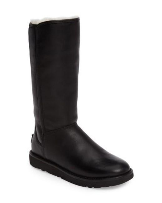 Ugg | Black Ugg Abree Ii Water Resistant Boot | Lyst