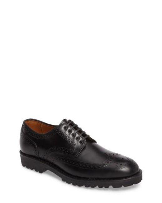 Up To 50% Off Shoes Allen Edmonds Men s Grantham Blucher Oxfords Men Walnut