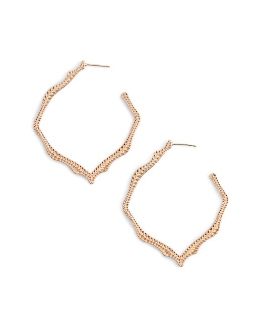 Kendra Scott - Metallic Miku Drop Earrings - Lyst