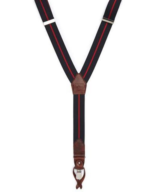 Magnanni Shoes | Blue Line Suspenders for Men | Lyst