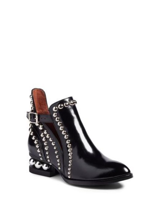 Jeffrey Campbell - Black Rylance Studded Boots  - Lyst