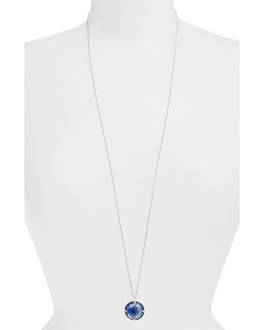 Ippolita - Metallic Rock Candy Pendant Necklace - Lyst