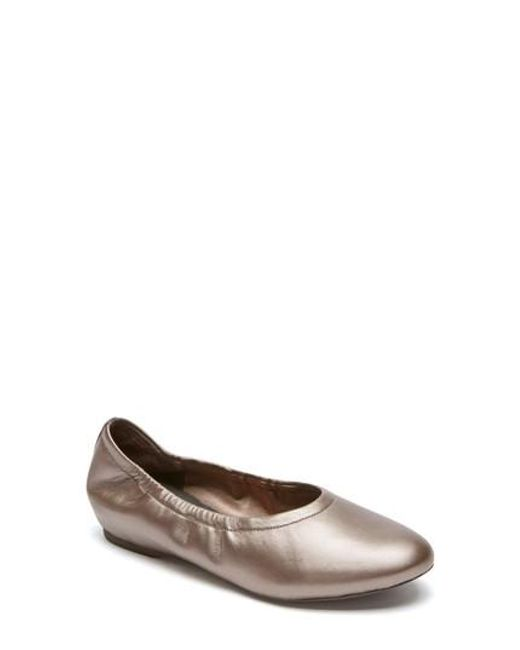 Rockport   Multicolor Total Motion Luxe Ruched Slip-on   Lyst
