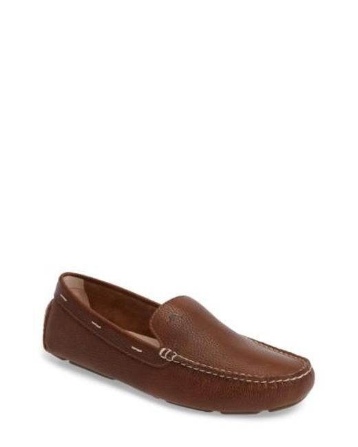 Tommy Bahama | Brown Pagota Driving Loafer for Men | Lyst
