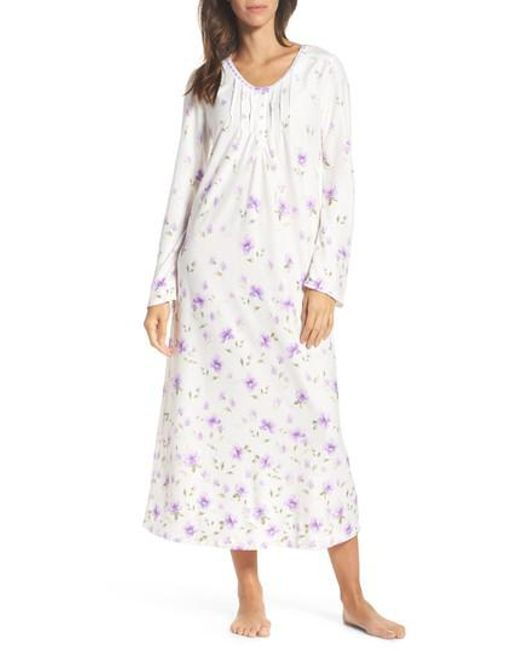 Carole Hochman | Multicolor Long Nightgown | Lyst
