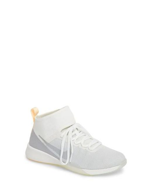 Nike - White Air Zoom Strong 2 Rise Training Shoe - Lyst