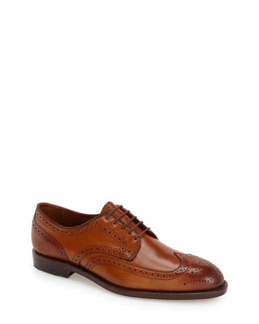 Allen Edmonds - Multicolor 'madison Park' Wingtip for Men - Lyst