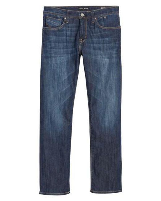 Mavi Jeans - Blue Zach Straight Leg Jeans for Men - Lyst