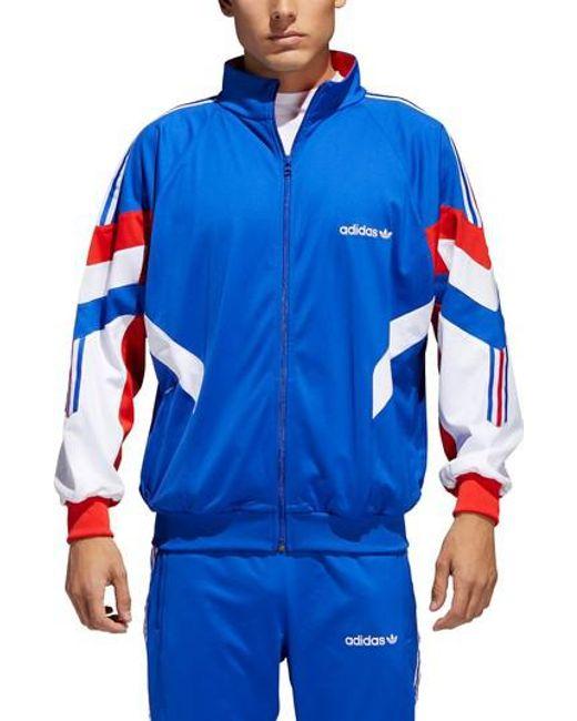 Lyst adidas Originals Aloxe Track chaqueta en azul para los hombres