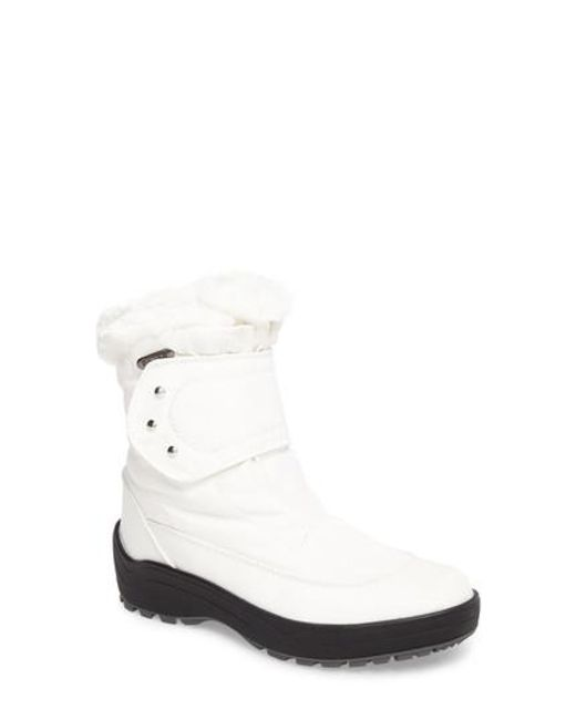 Pajar - Black Shoes 'moscou' Snow Boot - Lyst