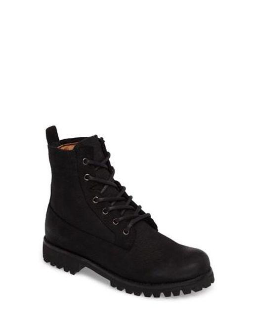 Blackstone Women's Ol23 Lace-Up Boot LS39YfbC