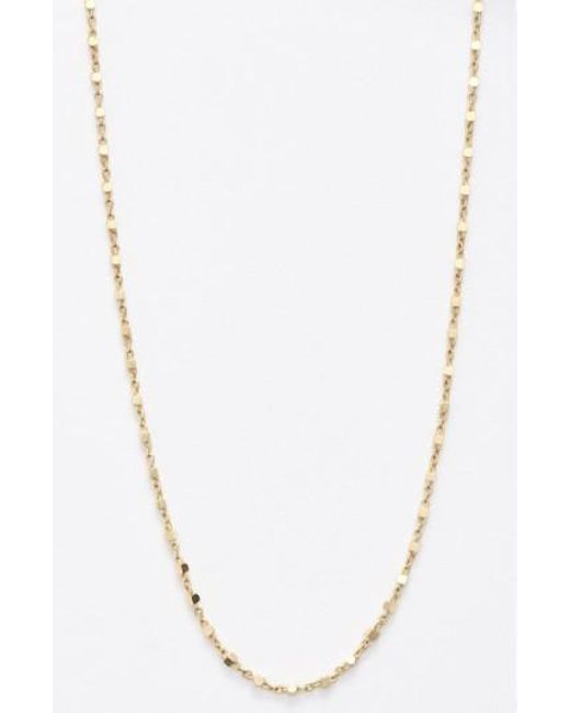 Bony Levy | Yellow Beaded Chain Collar Necklace (nordstrom Exclusive) | Lyst