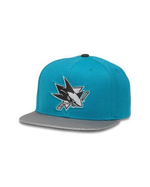 American Needle | Blue Chromel Nhl Baseball Cap for Men | Lyst