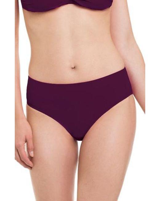 Gottex | Purple Bikini Bottoms | Lyst