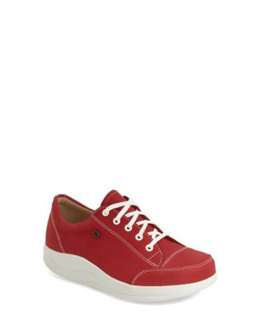 Finn Comfort - Red Finnamic By 'ikebukuro' Walking Shoe - Lyst