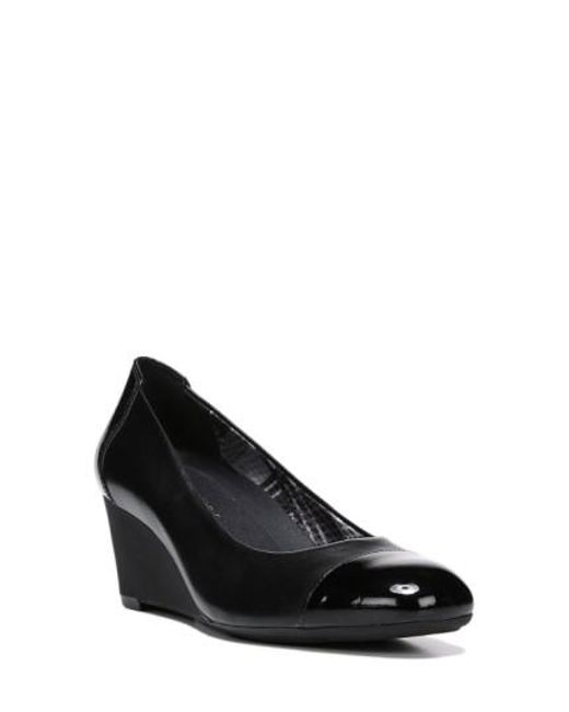 Naturalizer | Black 'necile' Wedge Pump | Lyst